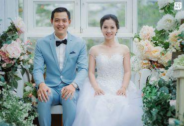 Sai Gon Package (Simple Concept / Phim Trường / Ngoại Cảnh SG) - Tony Wedding - Hình 13
