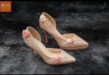 Giày 9cm  - Giày cưới / Giày Cô Dâu BEJO BRIDAL - Hình 3