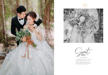 Mùa Ta Đã Yêu - Trương Tịnh Wedding - Hình 10