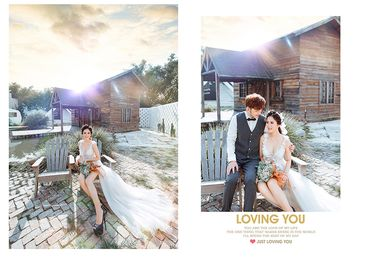 Phim trường HCM - Trương Tịnh Wedding - Hình 7