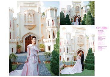 Phim trường HCM - Trương Tịnh Wedding - Hình 14