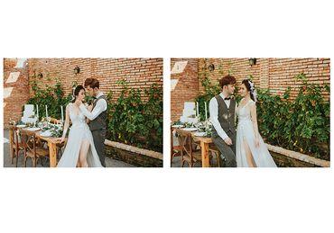 Phim trường HCM - Trương Tịnh Wedding - Hình 6