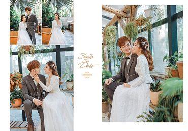 Phim trường HCM - Trương Tịnh Wedding - Hình 15