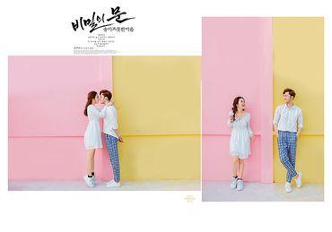Phim trường HCM - Trương Tịnh Wedding - Hình 18