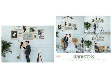 Phim trường HCM - Trương Tịnh Wedding - Hình 9