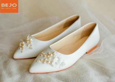 GIÀY 3CM  - Giày cưới / Giày Cô Dâu BEJO BRIDAL - Hình 3