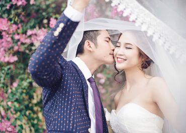 Gói ngoại cảnh Sài Gòn - KK Sophie Wedding Studio - Hình 1