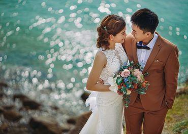 Sea Package (Hồ Cốc - Vũng Tàu / Phan Thiết - Cocobeach Camp / Vĩnh Hy) - Tony Wedding - Hình 16