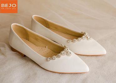 GIÀY 3CM  - Giày cưới / Giày Cô Dâu BEJO BRIDAL - Hình 1