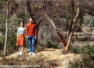 Chụp hình cưới ngoại cảnh ở Đà Lạt - Studio Ngọc Huy - Hình 8