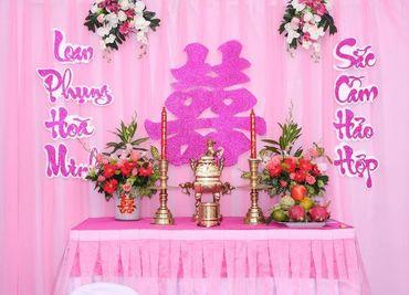 Trang trí gia tiên - Angel Fairy Wedding Planner - Hình 1