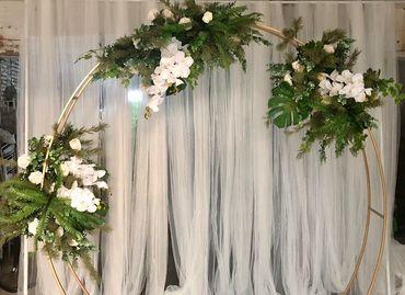 Các sản phẩm cho trung tâm tiệc cưới - Midori Shop - Phụ kiện trang trí ngành cưới - Hình 79