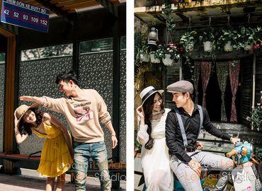 Một Thoáng Sài Gòn + Studio Hàn Quốc - Áo Cưới Lê Mẫn - Hình 2