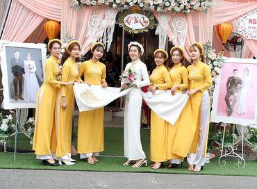 ÁO DÀI BƯNG QUẢ GIÓ SÀI GÒN - Dịch vụ bưng quả GIÓ Sài Gòn - Hình 24
