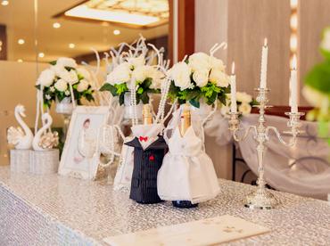 Chương trình tiệc cưới - 3.600.000vnđ/bàn/10 khách - Nhà hàng Tự Do - Khách sạn Viễn Đông - Hình 1
