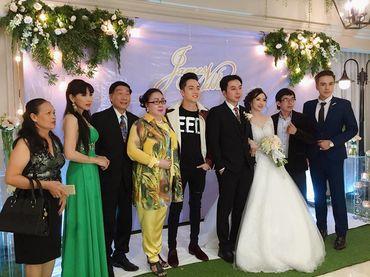 [Real wedding] James & Nikki | 15.04.2017 | Metropole. - Pink and Mint - Hình 9