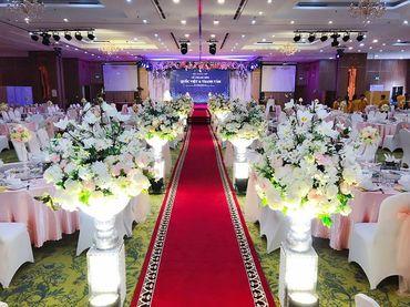 2. SẢNH TIỆC BABYLON GARDEN - Trung tâm tổ chức sự kiện & tiệc cưới CTM Palace - Hình 18