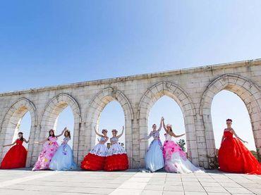 2. SẢNH TIỆC BABYLON GARDEN - Trung tâm tổ chức sự kiện & tiệc cưới CTM Palace - Hình 19