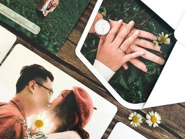 Ngày Chung Đôi - Thiệp cưới nhà Pin - Hình 1
