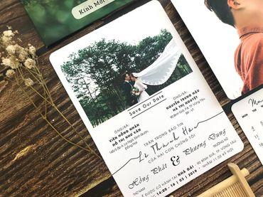 Ngày Chung Đôi - Thiệp cưới nhà Pin - Hình 5