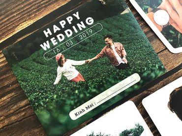 Ngày Chung Đôi - Thiệp cưới nhà Pin - Hình 3