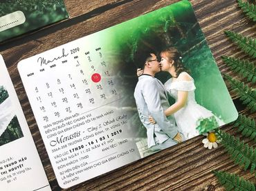 Ngày Chung Đôi - Thiệp cưới nhà Pin - Hình 6