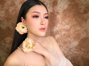 Trang điểm cô dâu - Trương Tịnh Wedding - Hình 6