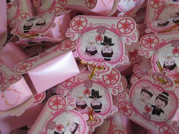 Hộp quà cưới tổng hợp - Bánh May Mắn - Hình 13