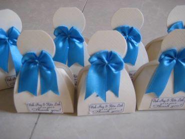 Hộp quà cưới tổng hợp - Bánh May Mắn - Hình 9