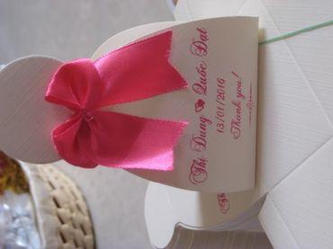Hộp quà cưới tổng hợp - Bánh May Mắn - Hình 12