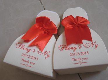 Hộp quà cưới tổng hợp - Bánh May Mắn - Hình 17
