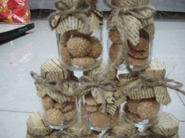 Hộp quà cưới tổng hợp - Bánh May Mắn - Hình 20