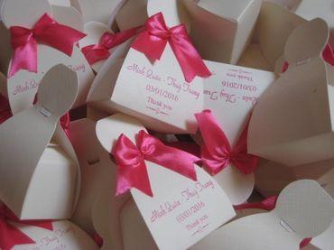 Hộp quà cưới tổng hợp - Bánh May Mắn - Hình 23