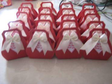 Hộp quà cưới tổng hợp - Bánh May Mắn - Hình 25