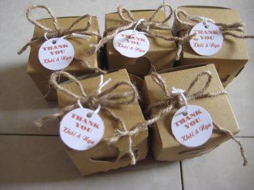 Hộp quà cưới tổng hợp - Bánh May Mắn - Hình 27