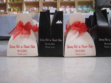 Hộp quà cưới tổng hợp - Bánh May Mắn - Hình 30