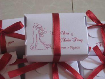 Hộp quà cưới tổng hợp - Bánh May Mắn - Hình 34