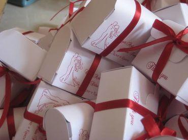 Hộp quà cưới tổng hợp - Bánh May Mắn - Hình 33
