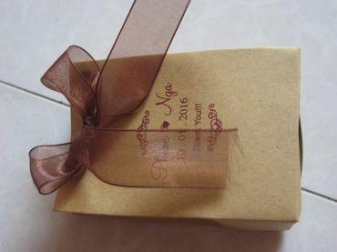Hộp quà cưới tổng hợp - Bánh May Mắn - Hình 14