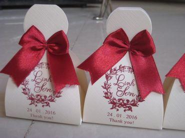 Hộp quà cưới tổng hợp - Bánh May Mắn - Hình 7