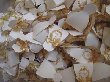 Hộp quà cưới tổng hợp - Bánh May Mắn - Hình 6