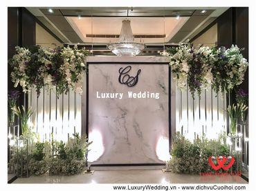 Gói trang trí tiệc cưới Luxury - 03 - Công Ty Công Nghệ Cưới - Hình 8