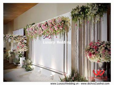 Gói trang trí tiệc cưới Luxury - 03 - Công Ty Công Nghệ Cưới - Hình 4