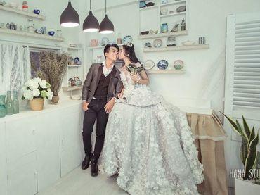 Chụp tại phim trường mini của Hana - Hana Studio (Minh Trần) - Hình 10
