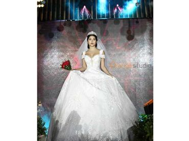 Combo thuê váy cưới - Orange Studio - Hình 3