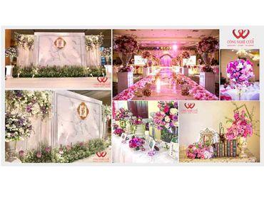 Gói trang trí tiệc cưới Luxury - 03 - Công Ty Công Nghệ Cưới - Hình 1