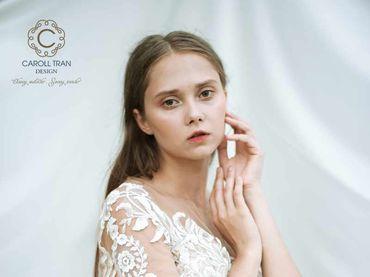 Cho thuê váy cưới dòng hàng xa xỉ couture WA71003S06 - Caroll Trần Design - Hình 3