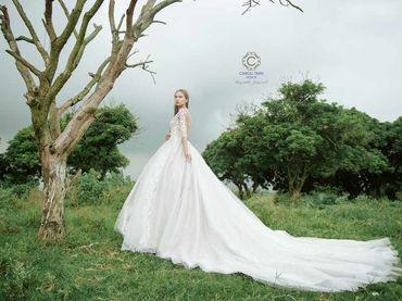 Cho thuê váy cưới dòng hàng xa xỉ couture WA71003S06 - Caroll Trần Design - Hình 6