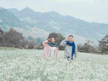 Chụp ảnh cưới Mộc Châu mùa lạnh - Chưa bao giờ dễ dàng hơn thế - Mju studio - Hình 4