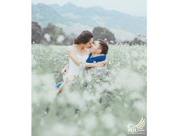 Chụp ảnh cưới Mộc Châu mùa lạnh - Chưa bao giờ dễ dàng hơn thế - Mju studio - Hình 1